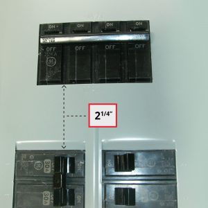 GE-200HD-panel w measurement