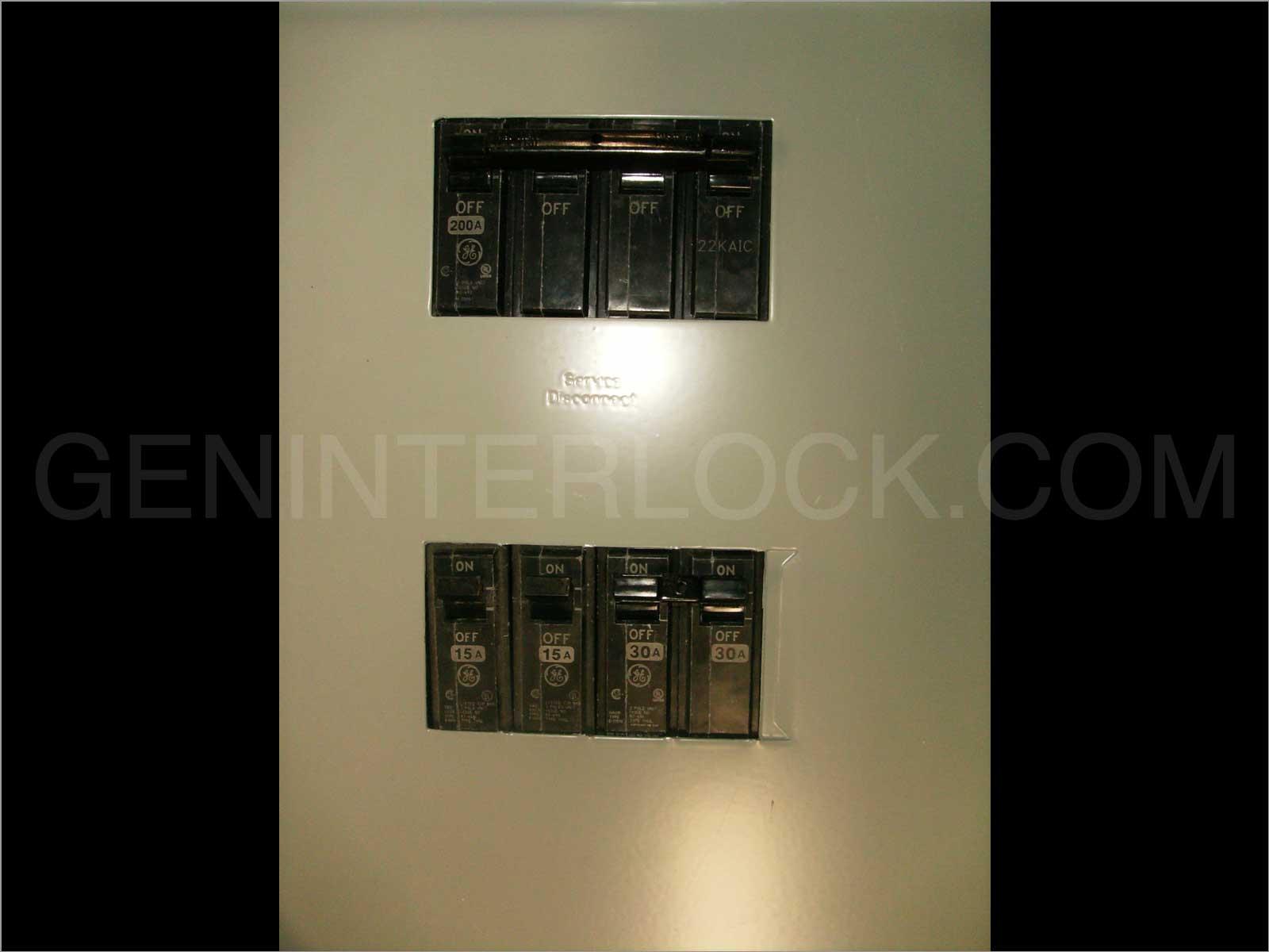 murray electric panels  | geninterlock.com