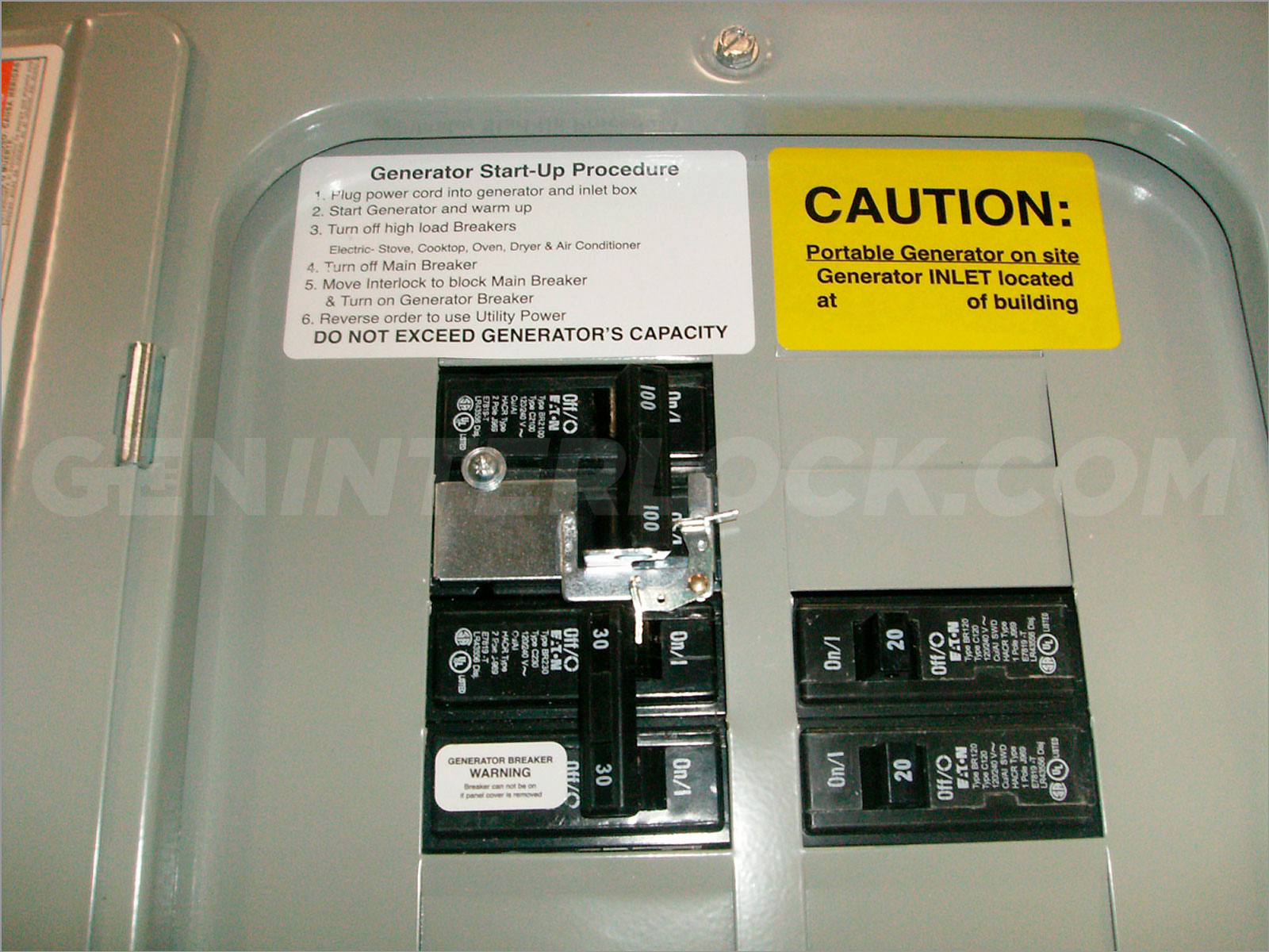 cutler hammer manual transfer switch