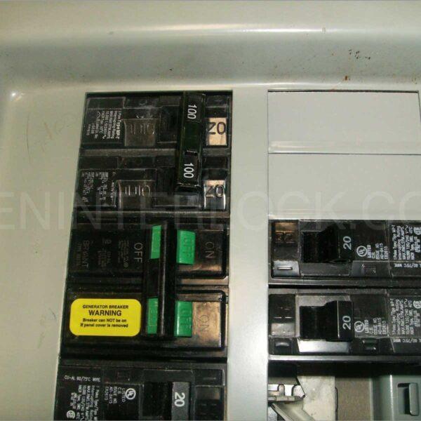 Oem Model Generator Interlock Kit Siemens Murray Ite