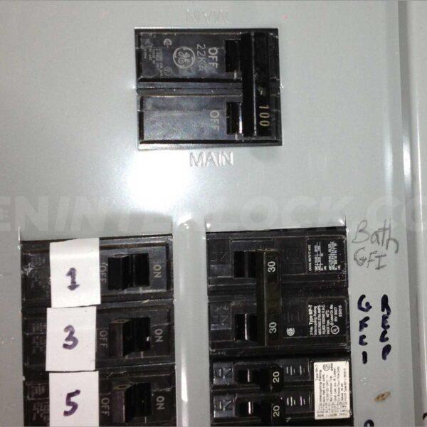 Generator Interlock Kit General Electric Ge 100 Amp Panels