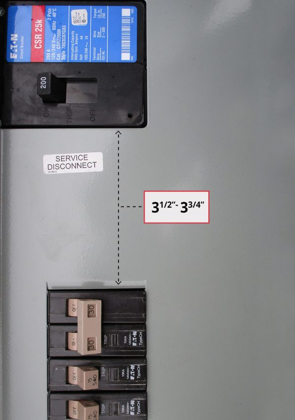 CHMM3 Panel with measurements